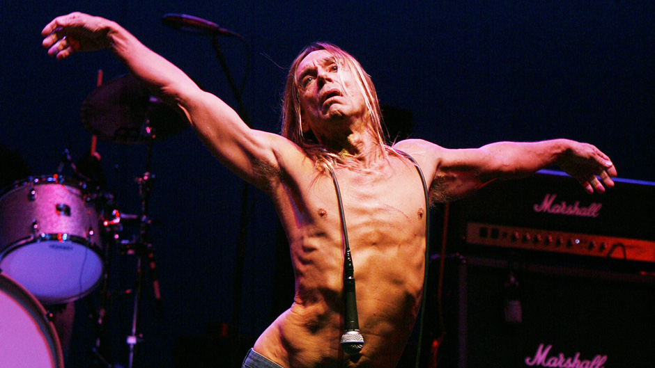 The Stooges in Concert at the Wiltern